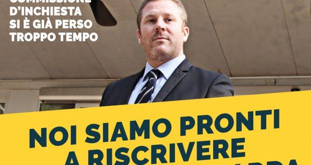 """Commissione regionale inchiesta Covid: """"Basta perdere tempo"""""""