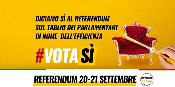 """Referendum Costituzionale: """"Votare sì sarà la vittoria di tutti"""""""
