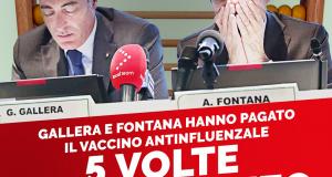 Caos vaccini: figuraccia epica e Gallera non si presenta nemmeno conferenza stampa