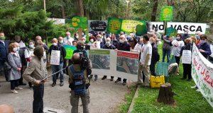 Vasca di laminazione Parco Nord, preoccupati per la salute dei cittadini