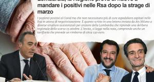 Pazienti Covid nelle RSA, Regione Lombardia ci riprova