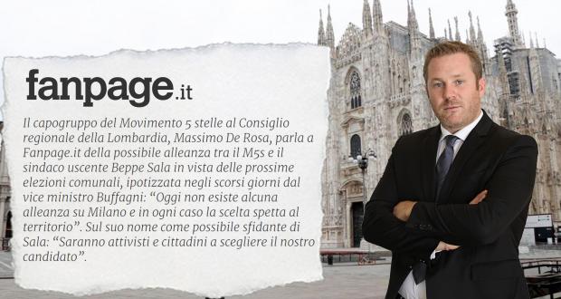 Coniugare le attività produttive, l'imprenditoria e il fermento di una città come Milano con alti standard ambientali e di qualità di vita. Questa è la sfida.