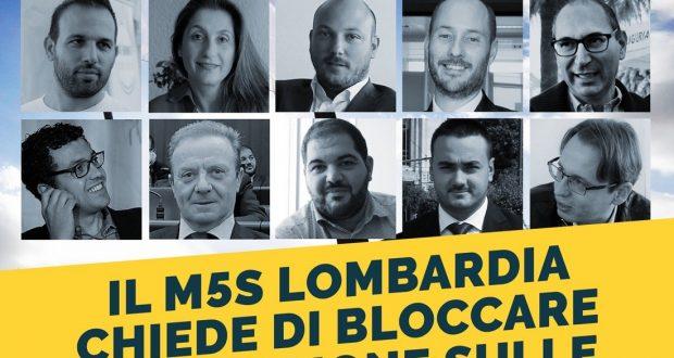 IL M5S LOMBARDIA CHIEDE AL CAPO POLITICO DI BLOCCARE LA VOTAZIONE RELATIVA ALLE MODIFICHE DELLO STATUTO