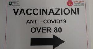 Vaccinazioni over 80 al rallenty in Lombardia, Gli annunci del centrodestra si sgretolano di fronte alla realtà dei numeri
