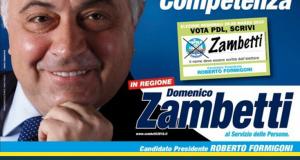 CONDANNA ZAMBETTI: TENERE ALTA LA GUARDIA SULLA COLLUSIONE MAFIA POLITICA